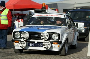 Ford Escort MK2 'Rally for Kids'