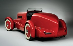 Edsel Ford Speedster 1934 Model 40